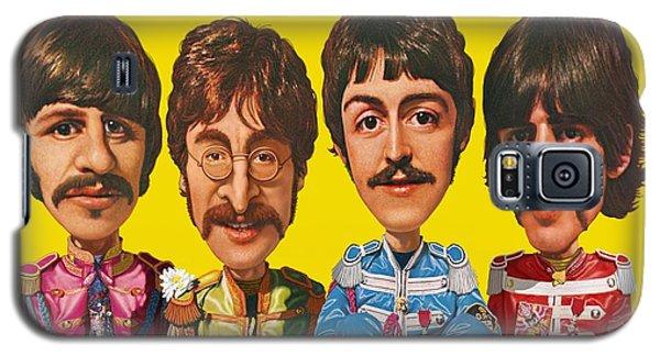 The Beatles Galaxy S5 Case