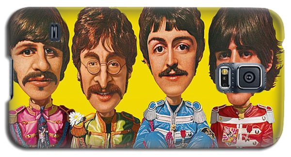 The Beatles Galaxy S5 Case