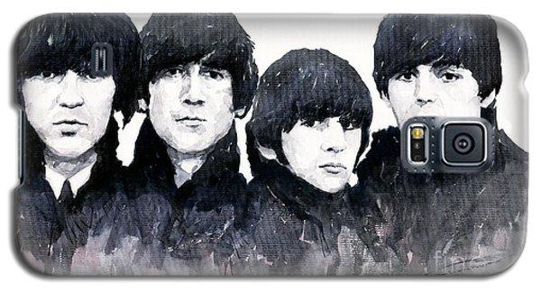 Musicians Galaxy S5 Case - The Beatles by Yuriy Shevchuk