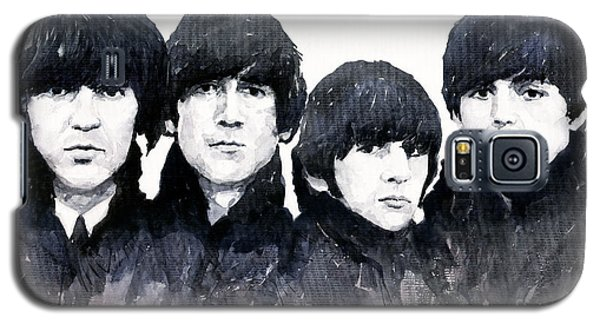 Musicians Galaxy S5 Case - The Beatles by Yuriy Shevchuk