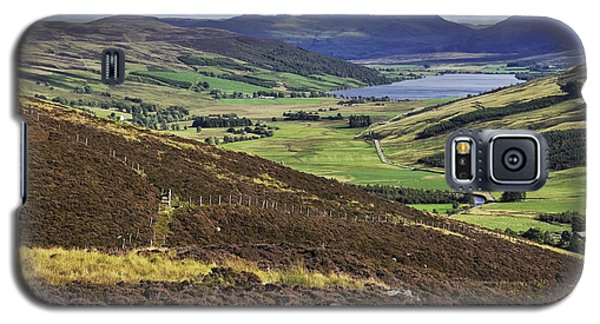 The Beauty Of The Scottish Highlands Galaxy S5 Case