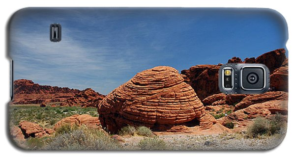 515p The Beehive In Valley Of Fire Galaxy S5 Case