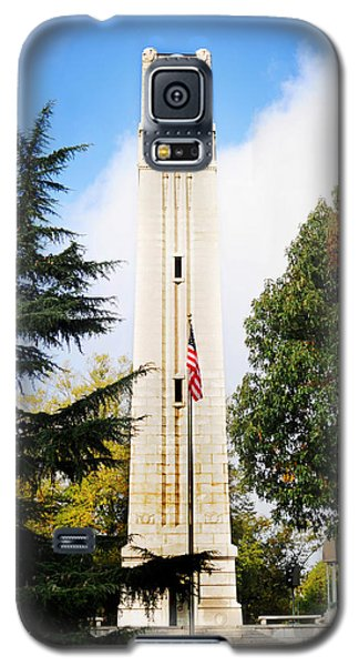 The Belltower At Nc State University Galaxy S5 Case