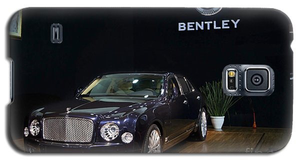 Galaxy S5 Case featuring the photograph The Bentley Mulsanne Mulliner by Mohamed Elkhamisy