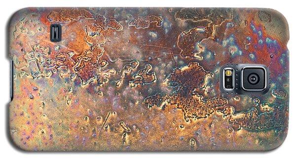The Big Bang Abstract Galaxy S5 Case by Lee Craig