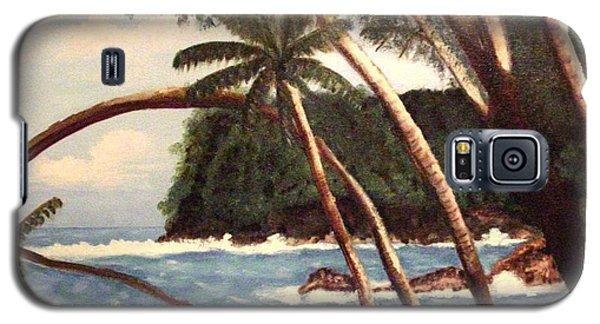 The Big Island Galaxy S5 Case