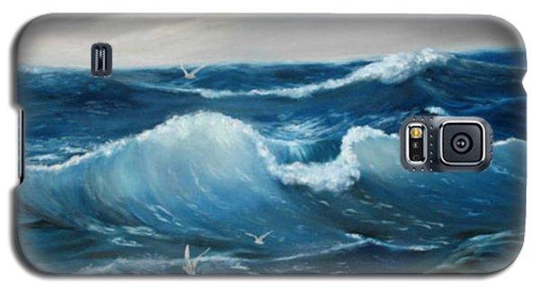 The Big Ocean Galaxy S5 Case