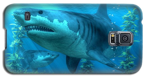 The Biggest Shark Galaxy S5 Case