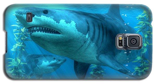 The Biggest Shark Galaxy S5 Case