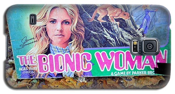 The Bionic Woman Galaxy S5 Case