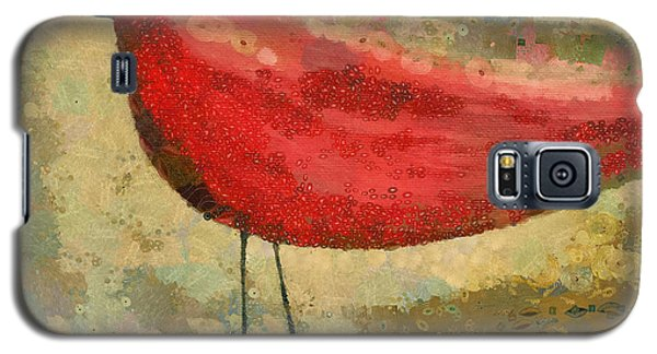 The Bird - K03b Galaxy S5 Case by Variance Collections