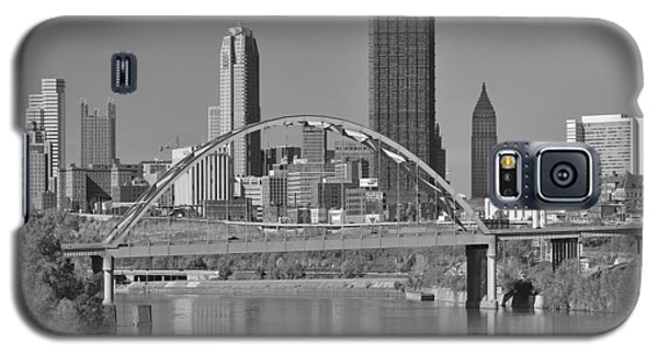 The Birmingham Bridge In Pittsburgh Galaxy S5 Case