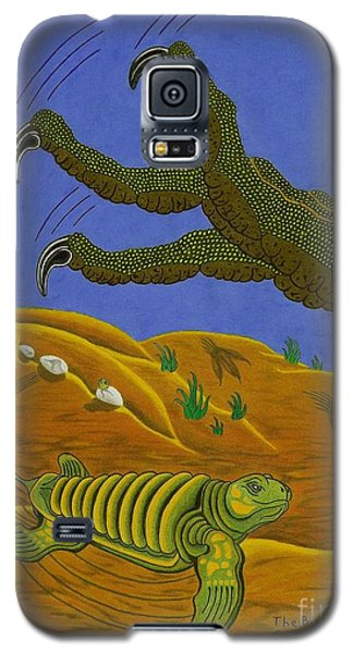 The Birth Of Archelon Galaxy S5 Case