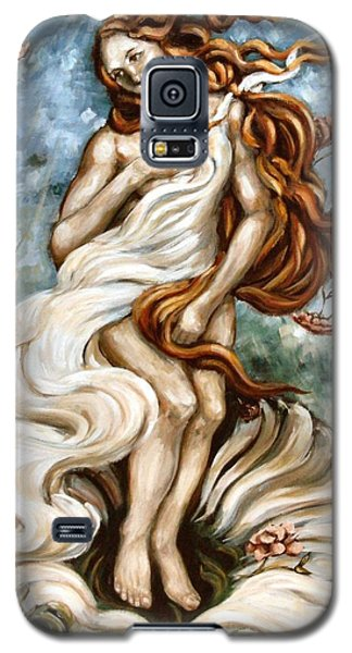 The Birth Of Compassion Galaxy S5 Case