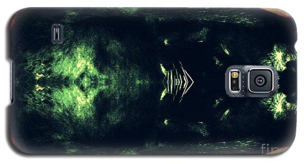 The Black Cat Galaxy S5 Case