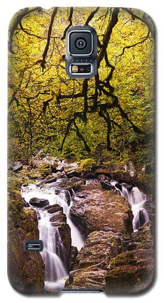 The Black Linn 2 Galaxy S5 Case