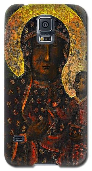 The Black Madonna Galaxy S5 Case