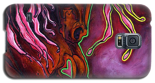 The Blaze Within Galaxy S5 Case
