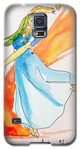 The Blazing Dancer Galaxy S5 Case