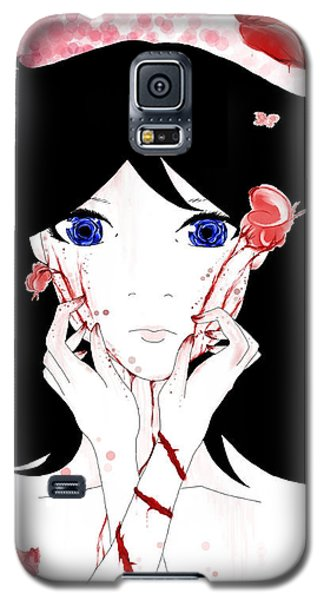 The Bleeding Mother Galaxy S5 Case