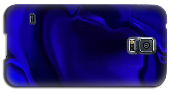 Galaxy S5 Case featuring the digital art The Blob by Gayle Price Thomas