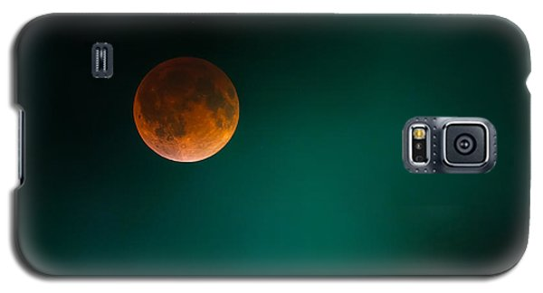 The Blood Moon Galaxy S5 Case