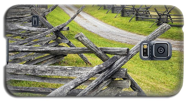 The Bloody Lane At Antietam Galaxy S5 Case by Paul W Faust -  Impressions of Light