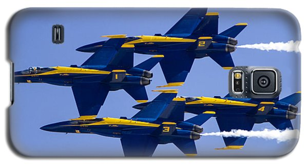 The Blue Angels In Action 1 Galaxy S5 Case