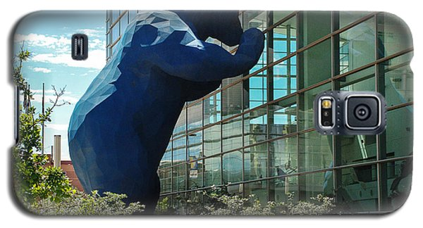 The Blue Bear  Galaxy S5 Case by Dany Lison
