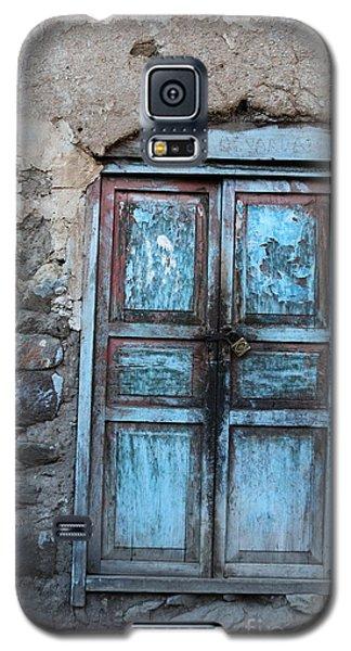 The Blue Door 1 Galaxy S5 Case