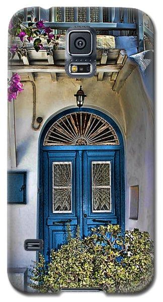The Blue Door-santorini Galaxy S5 Case