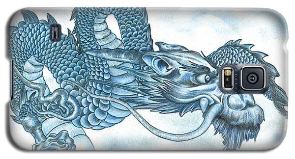 The Blue Dragon Galaxy S5 Case