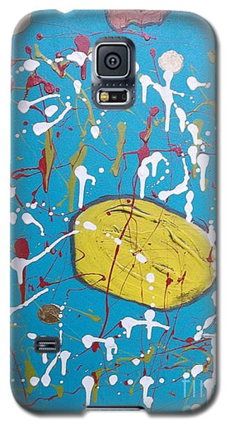 The Blue Fertility Galaxy S5 Case