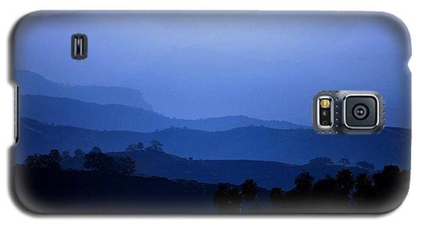 The Blue Hills Galaxy S5 Case by Matt Harang