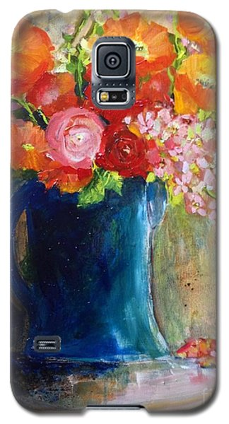 The Blue Jug Galaxy S5 Case