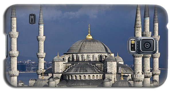 The Blue Mosque In Istanbul Galaxy S5 Case