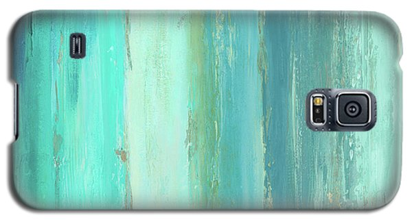 Galaxy S5 Case - The Blue Palette by Patricia Pinto