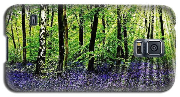 The Bluebell Woods Galaxy S5 Case