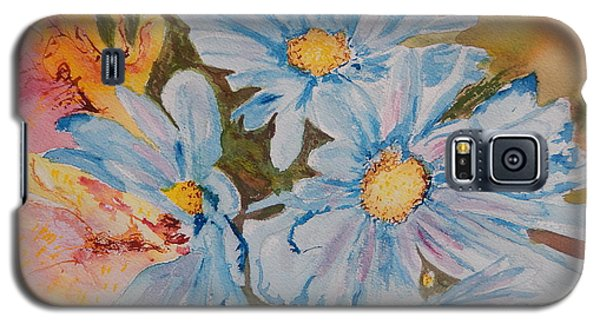 The Blues Galaxy S5 Case by Betty-Anne McDonald