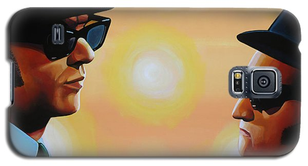 Rhythm And Blues Galaxy S5 Case - The Blues Brothers by Paul Meijering