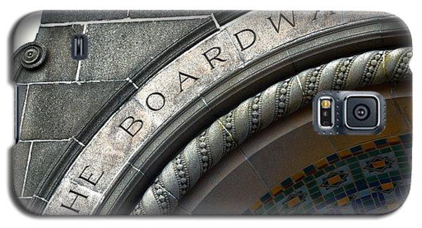 The Boardwalk Galaxy S5 Case