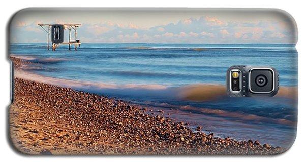 The Boat Hoist Galaxy S5 Case