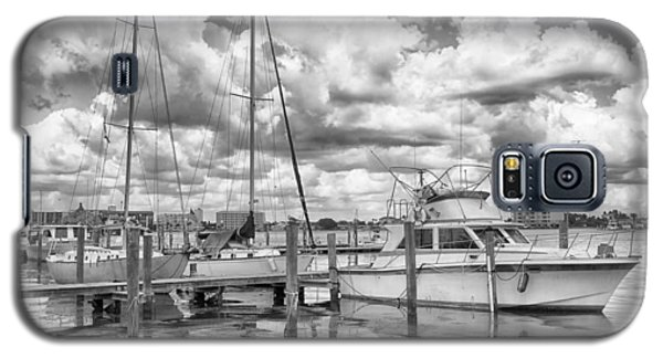 Galaxy S5 Case featuring the photograph The Boat by Howard Salmon