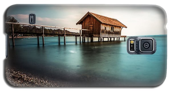 The Boats House II Galaxy S5 Case