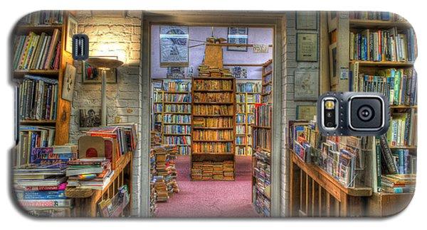 The Bookstore Galaxy S5 Case