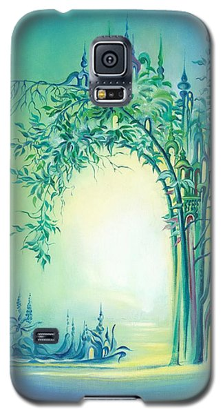 The Boundary Bush Galaxy S5 Case