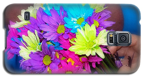 The Bouquet Galaxy S5 Case