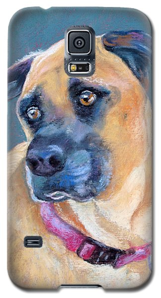 The Boxer Galaxy S5 Case by Julie Maas