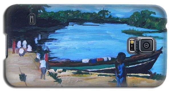 The Boy Porter  Sierra Leone Galaxy S5 Case
