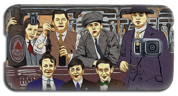 The Boys At Blackpool Galaxy S5 Case by Megan Dirsa-DuBois